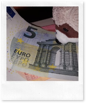 Geld bemalen