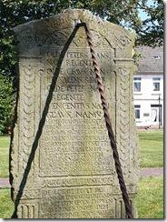 Geschlechterfriedhof in Lunden